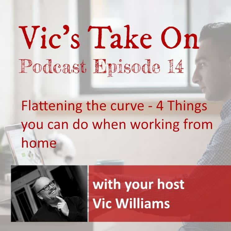 Episode 14 Flattening the curve