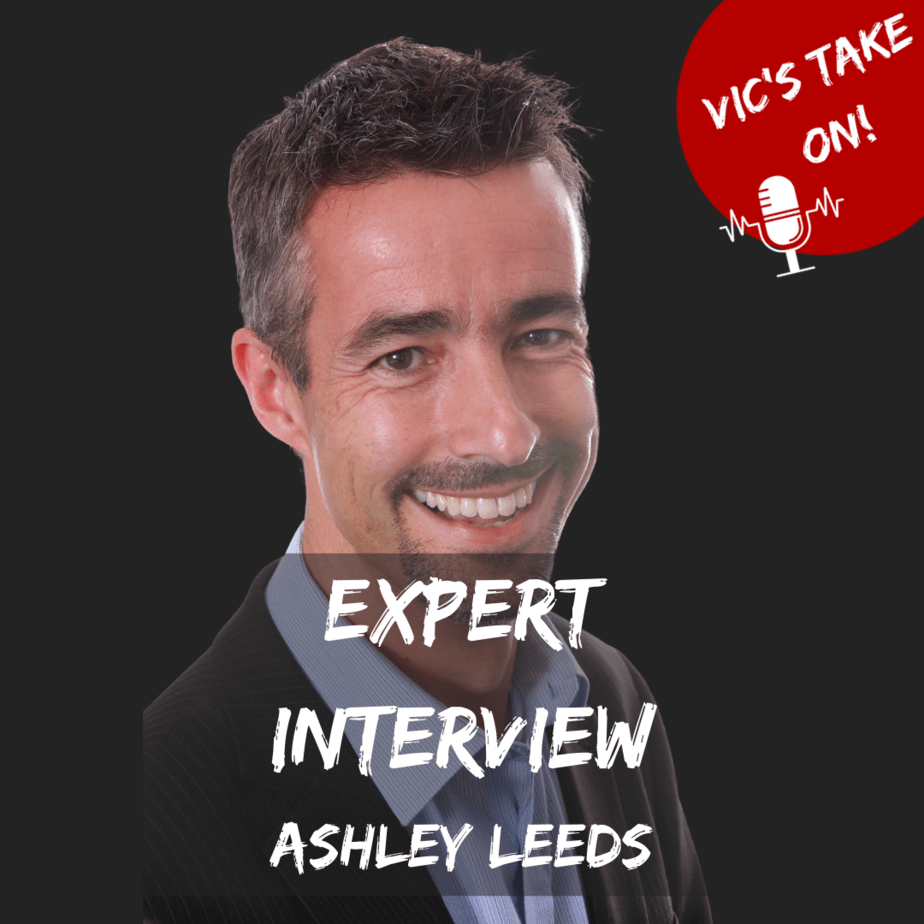 Podcast Cover Page Ashley Leeds