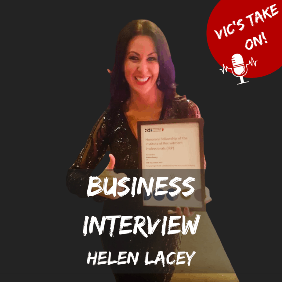 Helen Lacey Interview