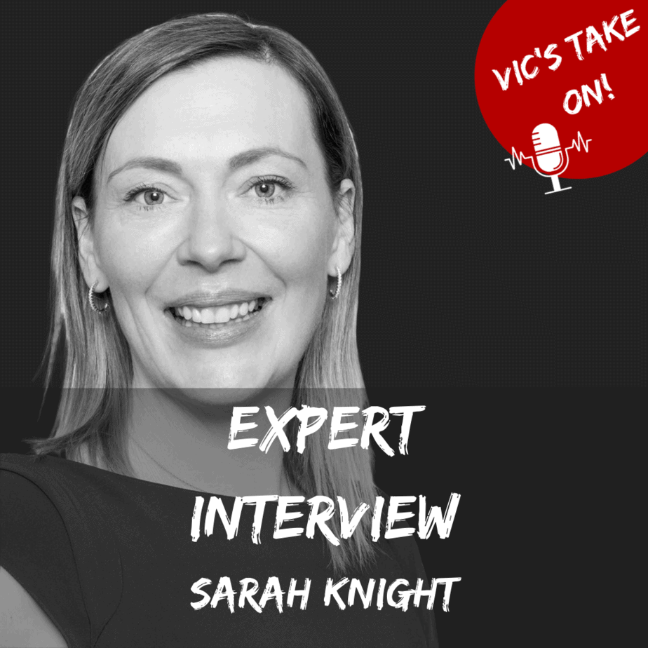 Podcast Cover Page Sarah Knight